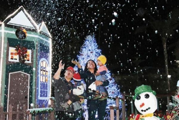 Christmas Village Baguio
