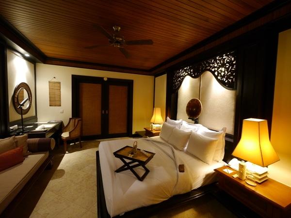 Spa Village Tembok Deluxe Room