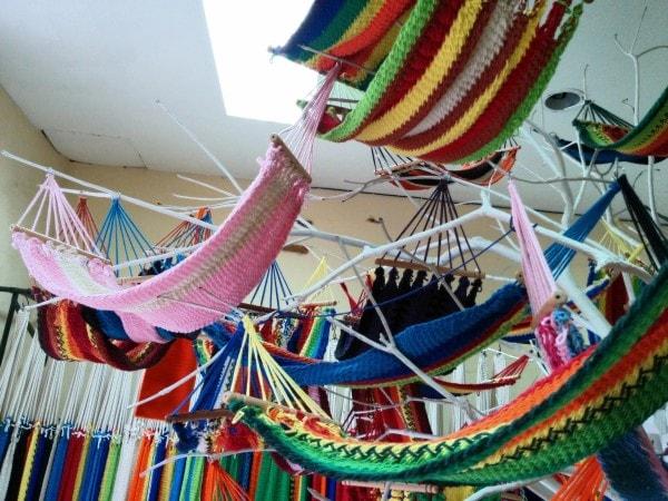 Baby hammocks from Nicaragua