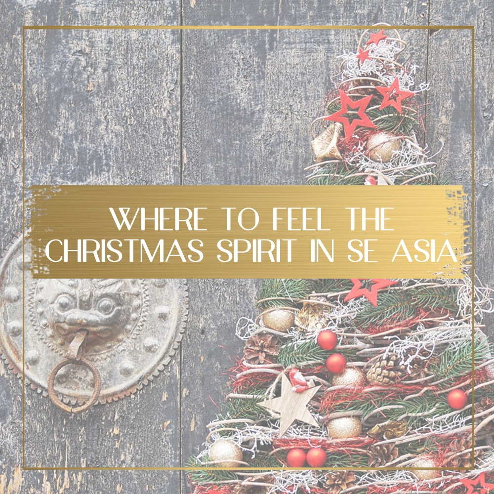 Christmas in Southeast Asia feature