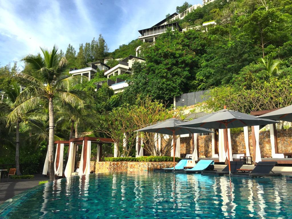 Pool at Conrad Koh Samui