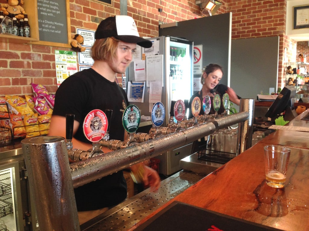 Cheeky Monkey Brewery