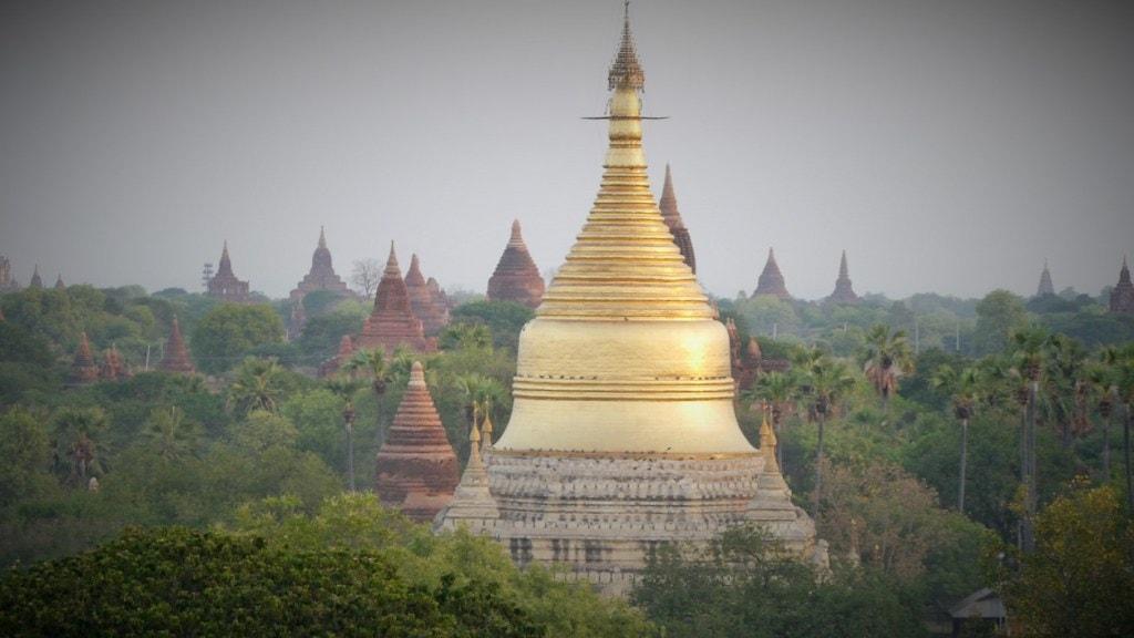 Bagan's temples