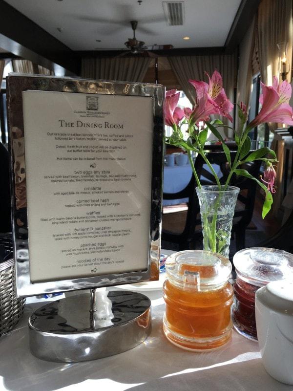 Cameron Highlands Resort Dining Room