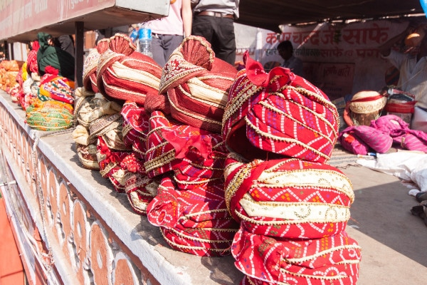 13 Indian turbans