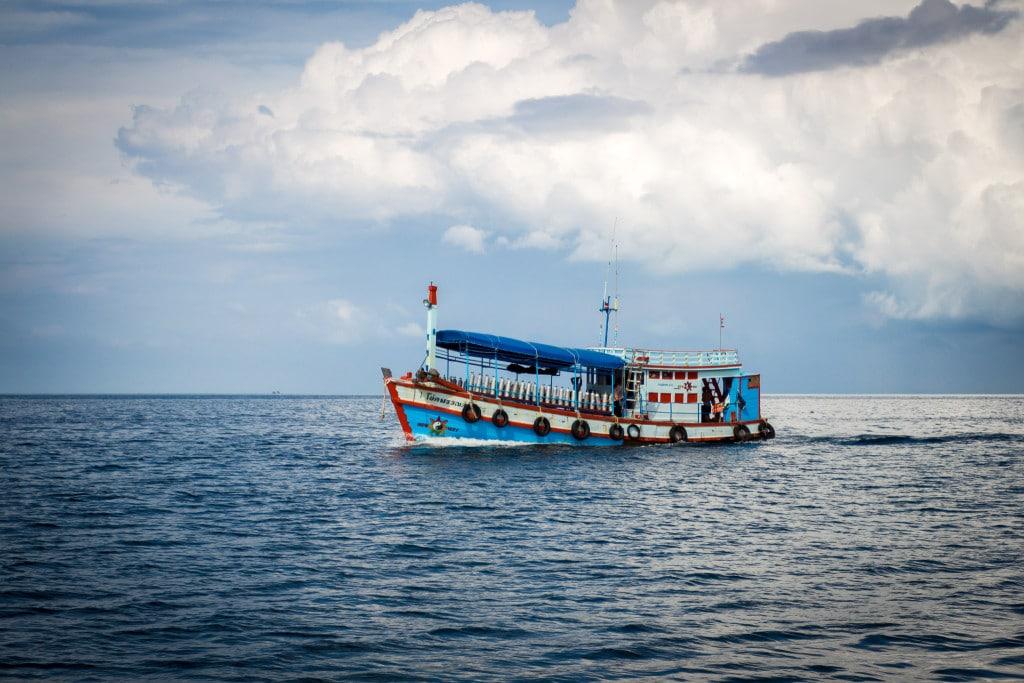 Boat tours Koh Samui
