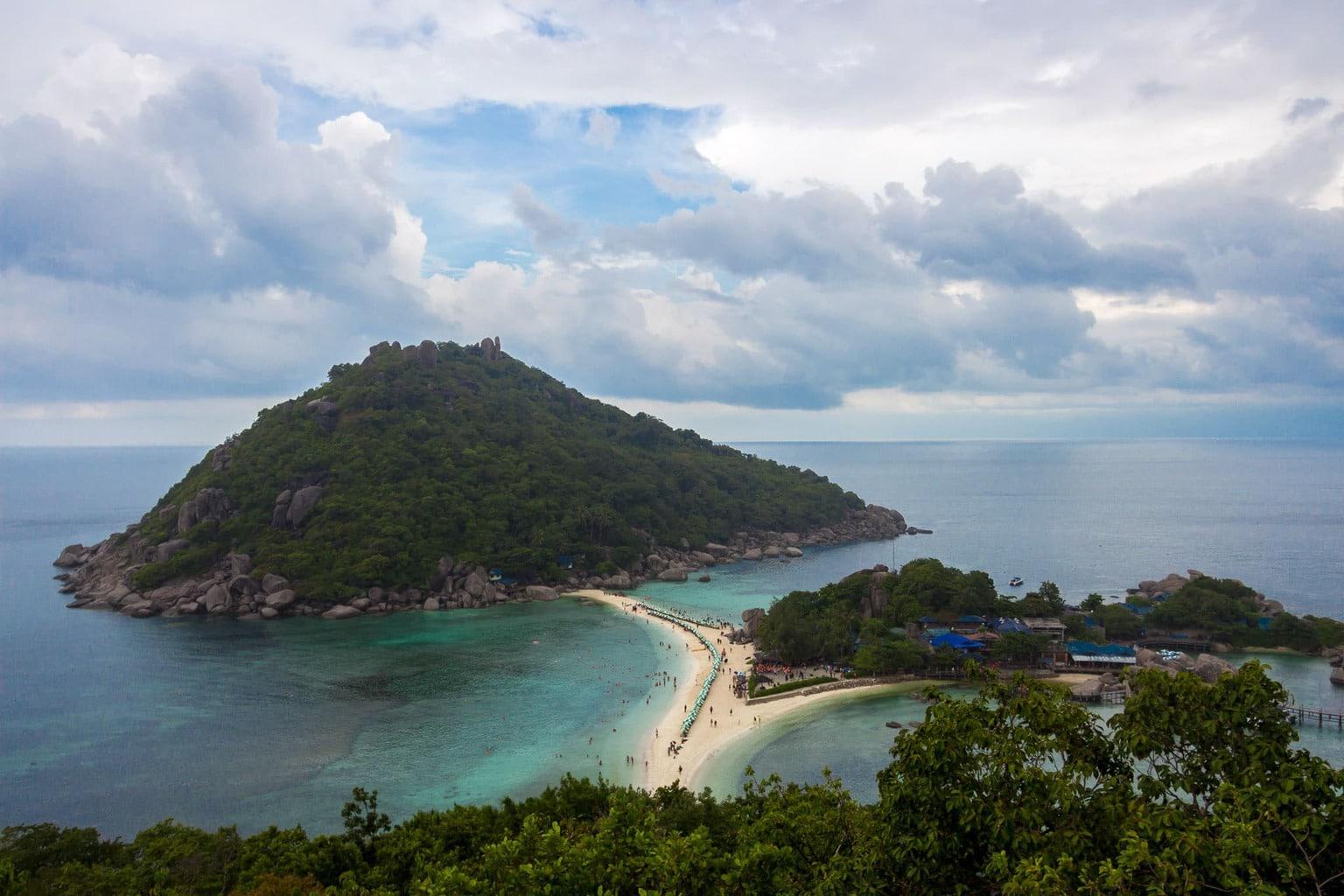 Koh Nangyuan Islands