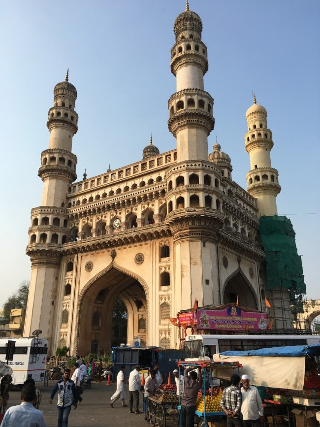 things to see in Hyderabad - Charminar
