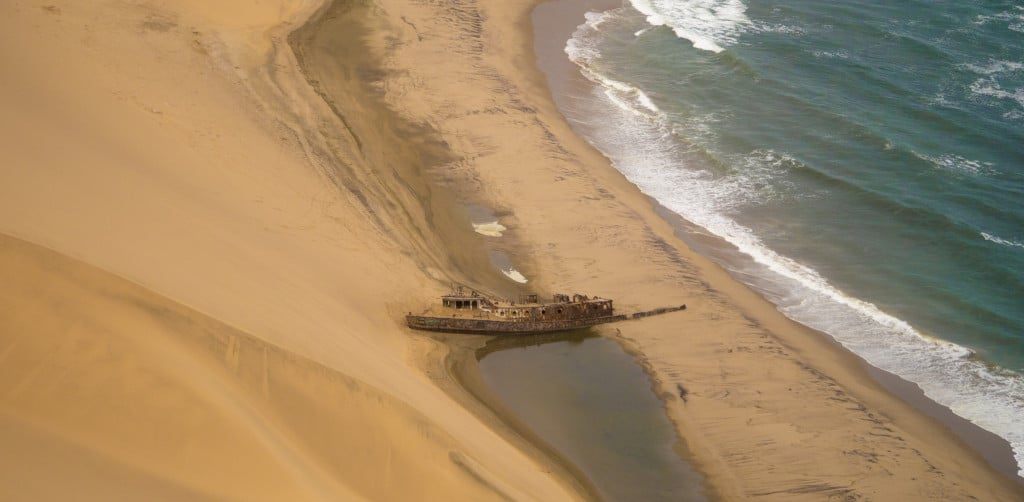 Skeleton Coast Shipwrecks