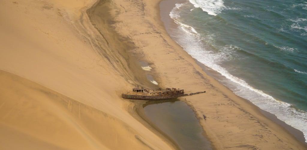 Skeleton Coast Shipwrecks
