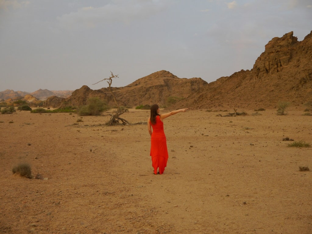 Namibia wilderness