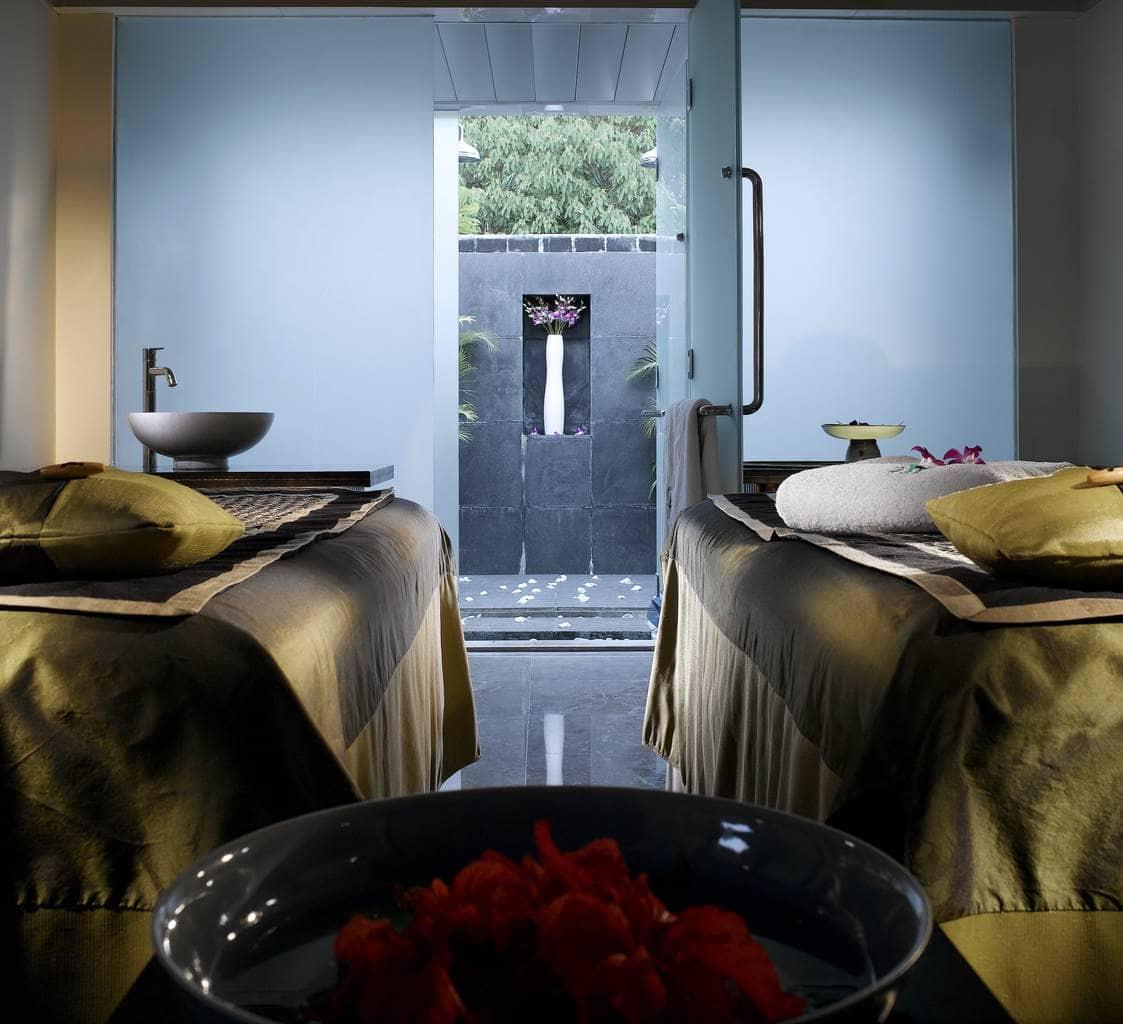Banyan Tree Bintan review Spa Pool Villa treatment