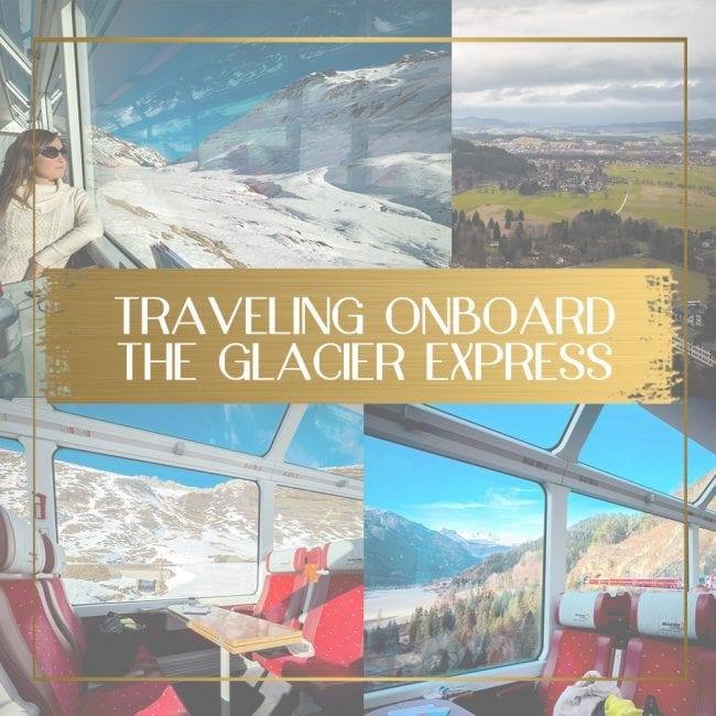 Glacier Express feature