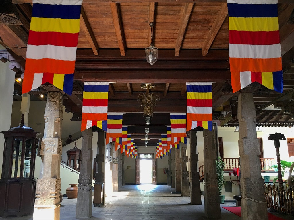 Kandy Royal Palace