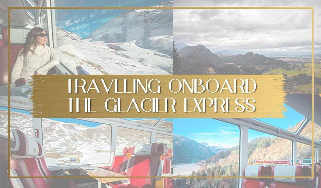 Onboard the Glacier Express main