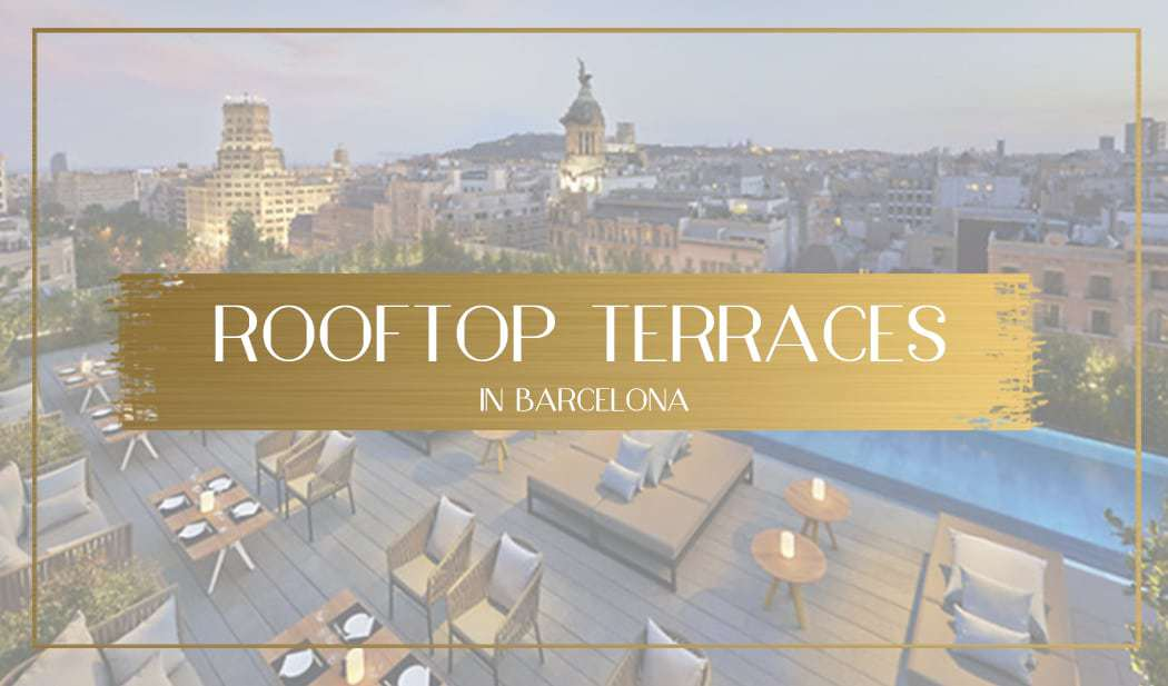 Rooftop Terraces in Barcelona main