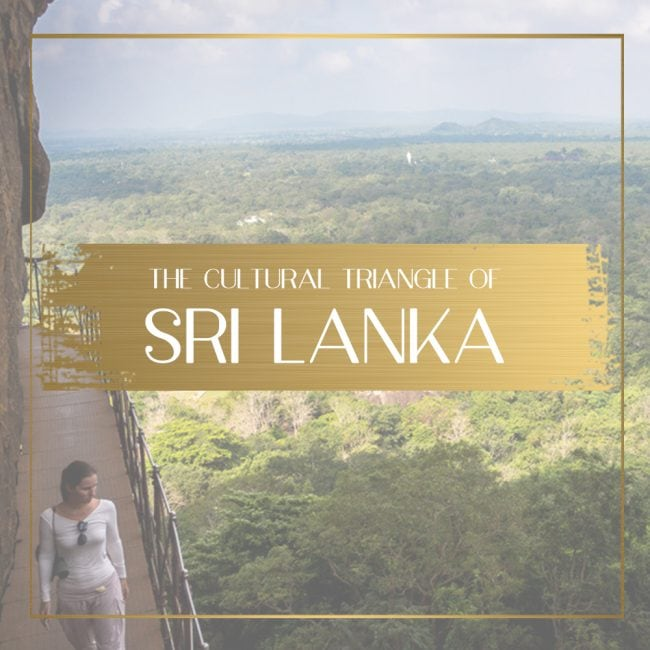 itinerary of Sri Lanka feature