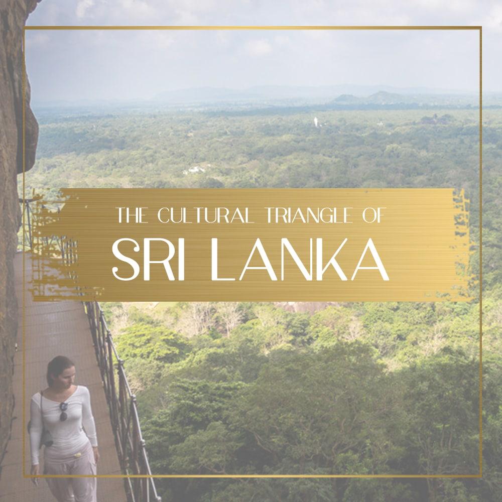 itinerary of Sri Lanka feature