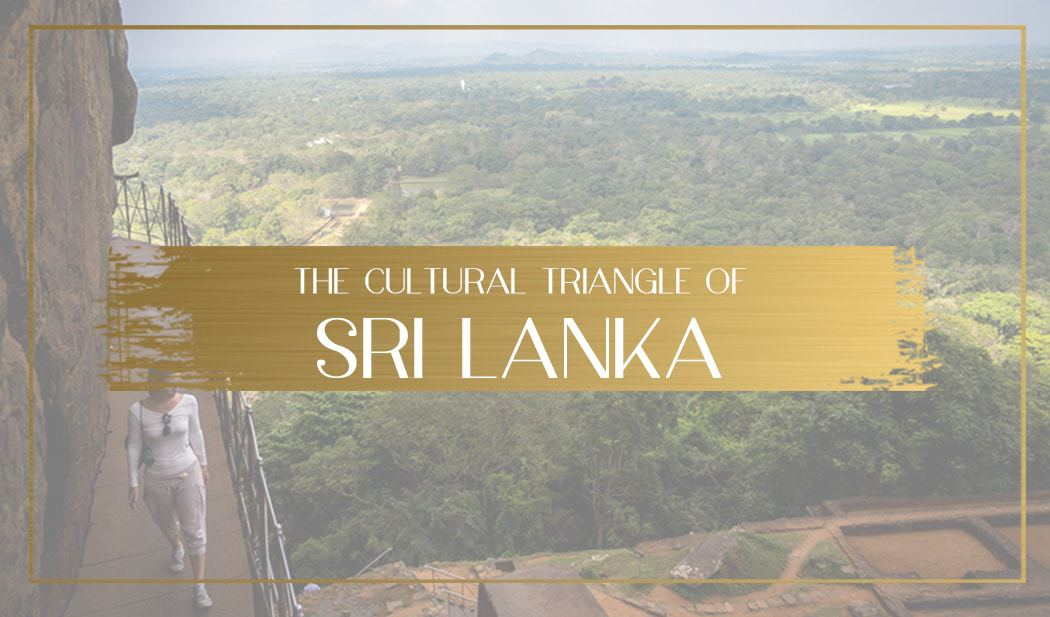 itinerary of Sri Lanka main