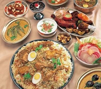 """Barwachi restaurant food"""