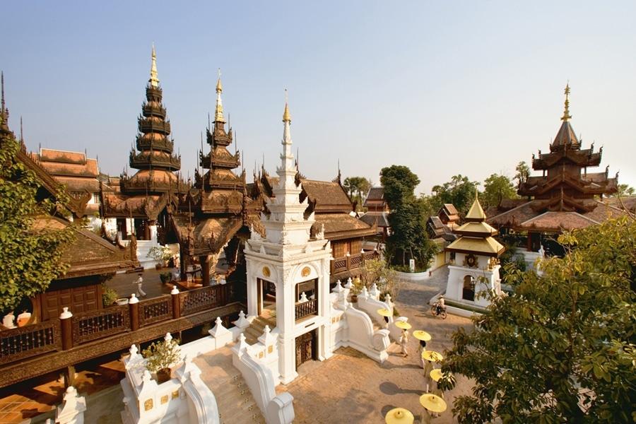 Dhara Dhevi Chiang Mai Spa