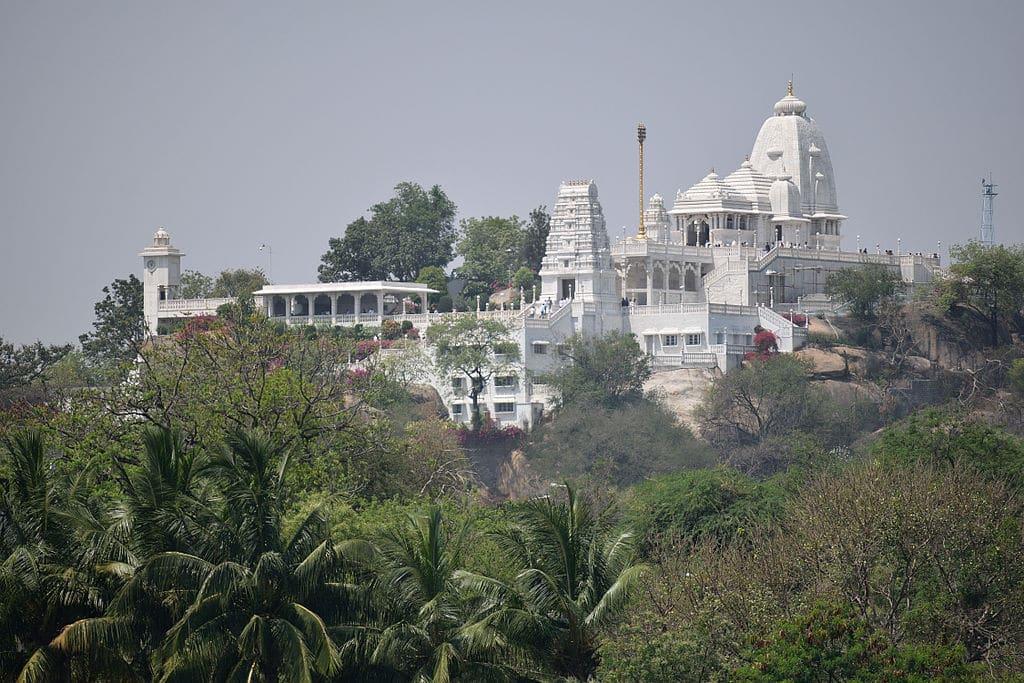 """Birla Mandir Hyderabad"""