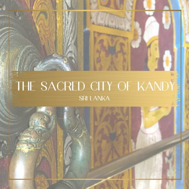 Kandy Sri Lanka feature