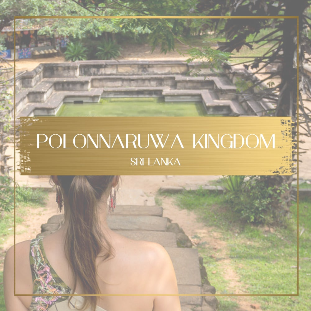 Polonnaruwa Kingdom feature