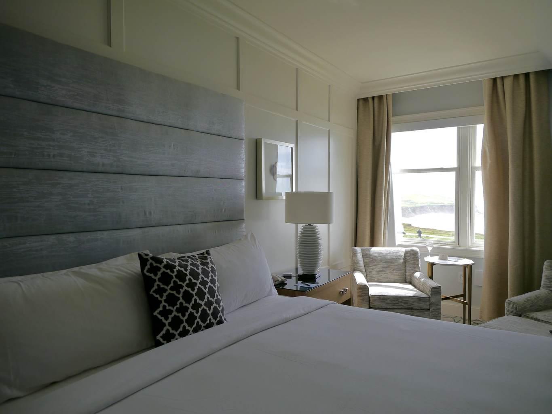Ritz Carlton Half Moon Bay Review Swept Away To Winter
