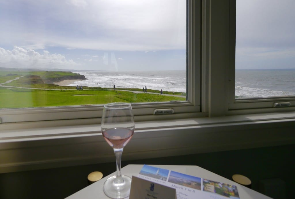 The Ritz Carlton Half Moon Bay room views