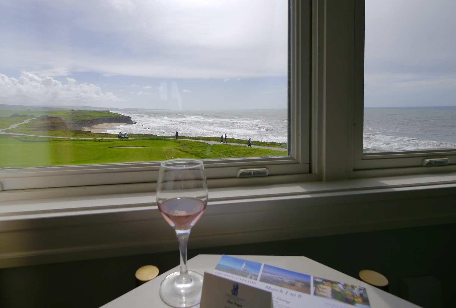 The Ritz Carlton Half Moon Bay room views