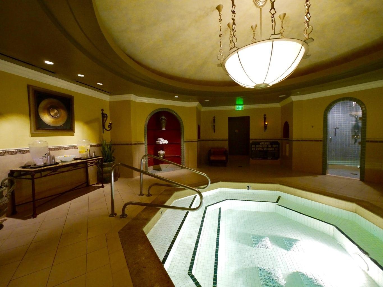 The Ritz Carlton Half Moon Bay Spa