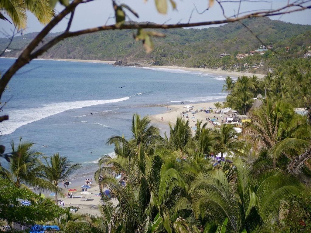 road trip around Puerto Vallarta Sayulita beach