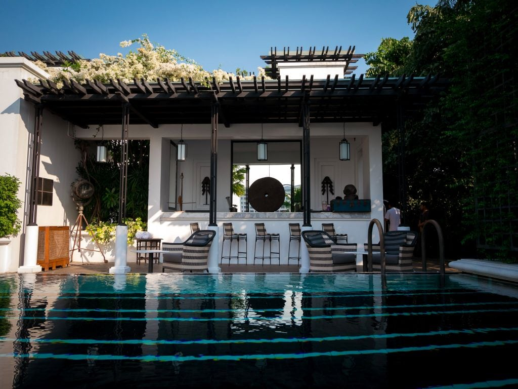 The Siam pool