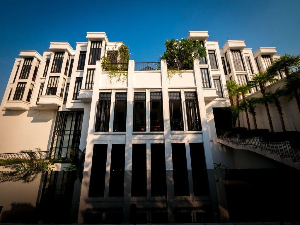 The Siam exterior