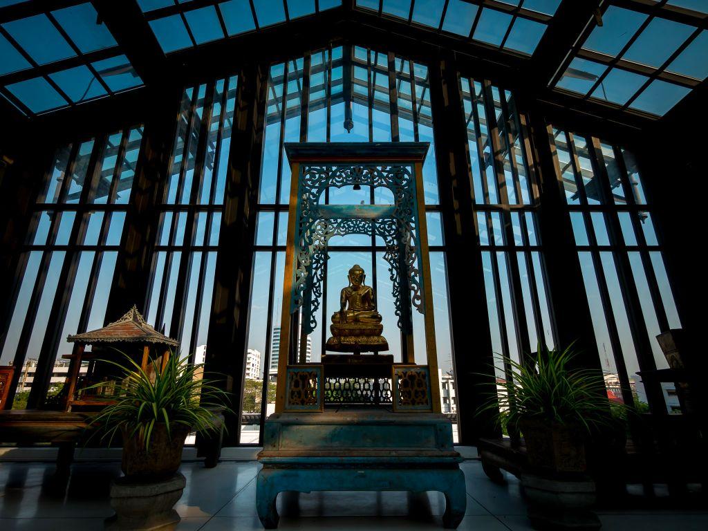 The Siam patio