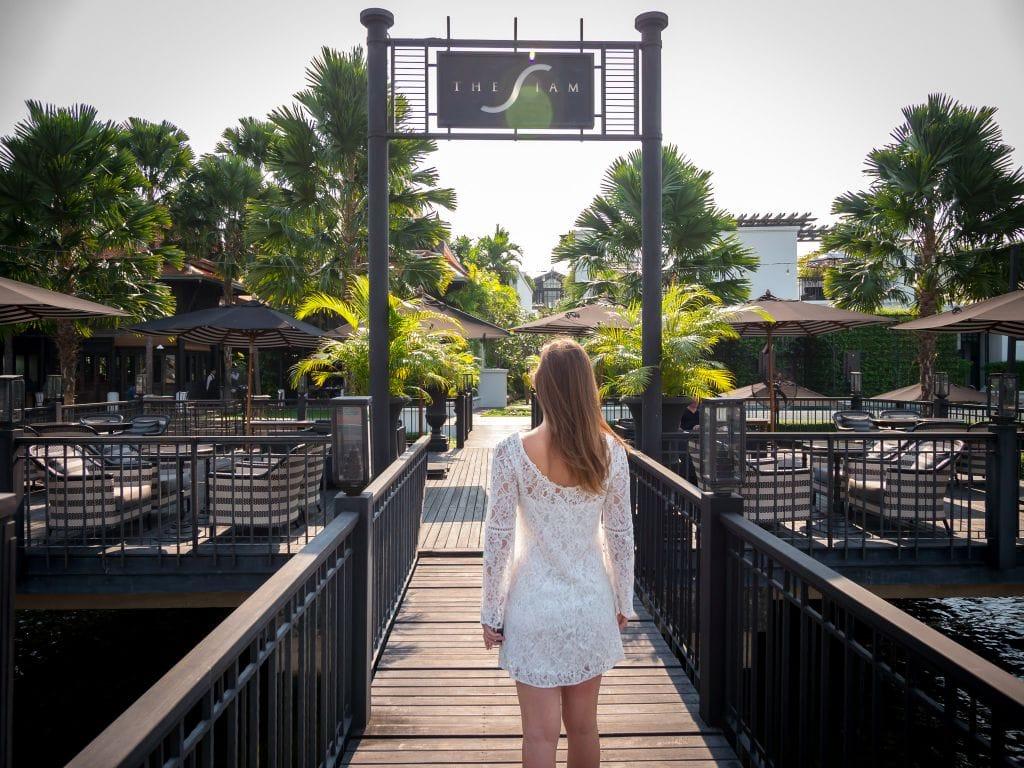 The Siam pier