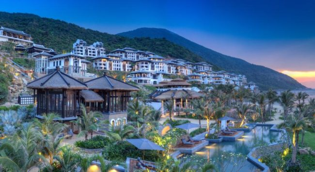 """Intercontinental Da Nang"" luxury hotels in Da Nang"