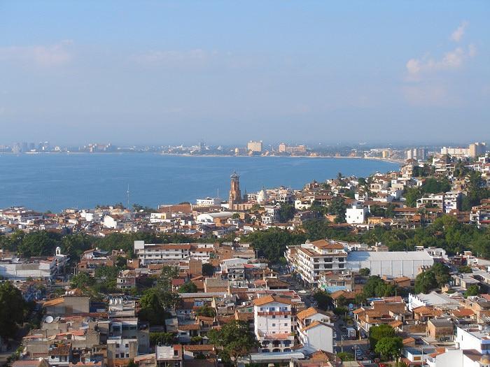 Puerto Vallarta skyline