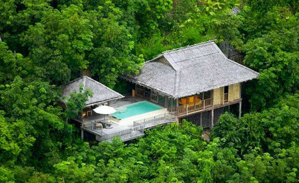 Six Senses Yao Noi villa