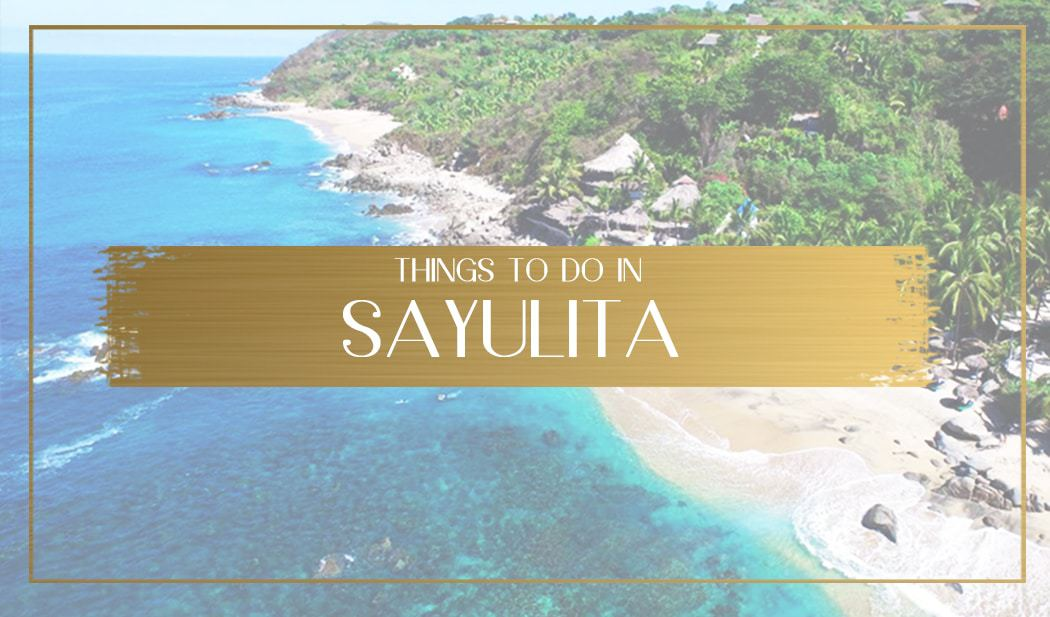Things to do in Sayulita Main