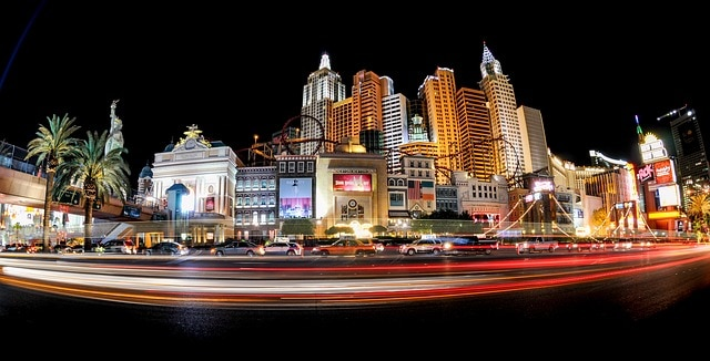 Resort fees on Las Vegas