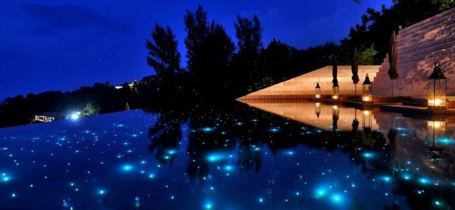 Paresa resort pool