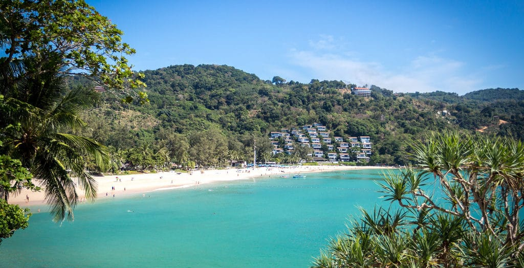 Hidden Beaches in Phuket Kata Noi