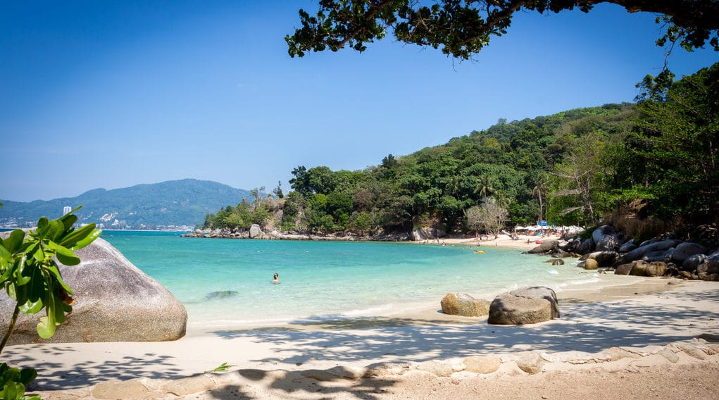 road trip in Phuket