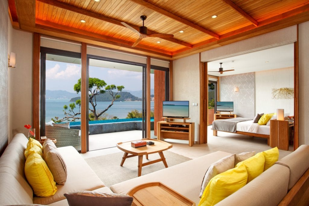 The Habita Sri Panwa Penthouse