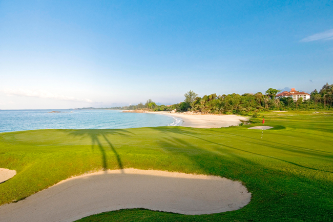 Jack Nicklaus Hole 12 Bintan