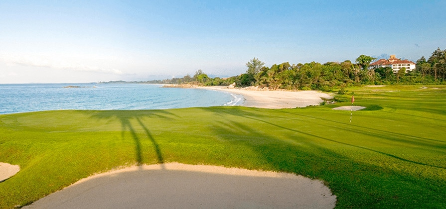 Golf Resorts in Bintan