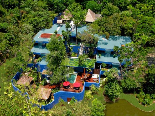 Sri Panwa Cool Spa