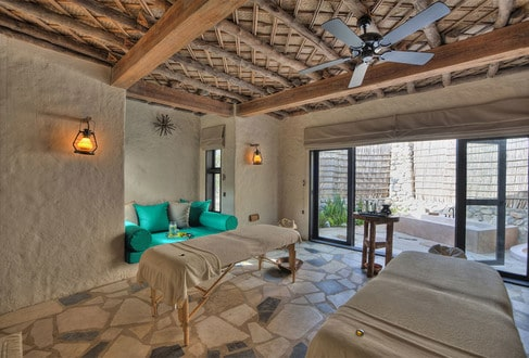 Spa Six Senses Zighy Bay